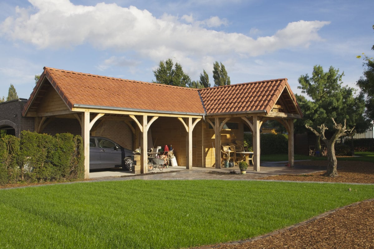 cottage tuinhuis
